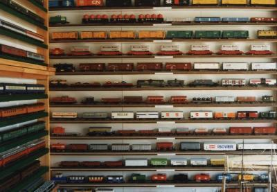 The Model Railway Featuring the Dudley Cranenburgh Collection