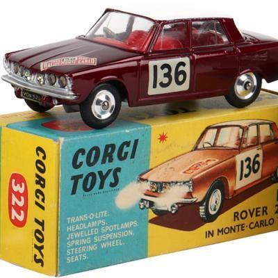 Vintage & General Collectable Toys including Plastic Model Kit Collection Online Only
