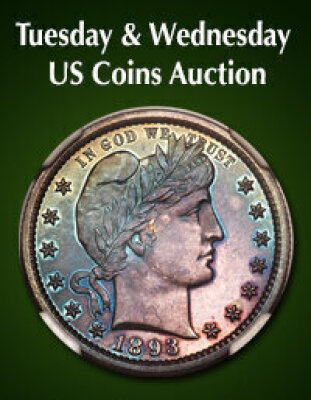 Tuesday & Wednesday US Coins Weekly Online