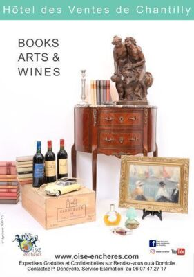 WINES, ARTS & BOOKS ONLINE PART 1: BOOKS